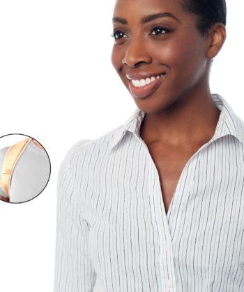 Posture Corrector for business attire & light color clothes